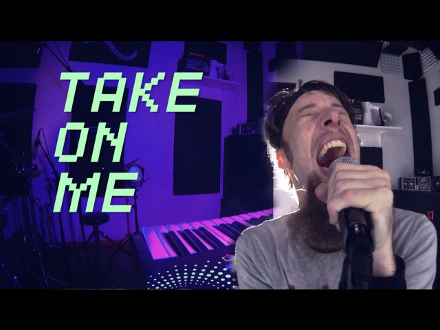 Take On Me metal cover by Leo Moracchioli