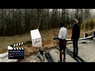 Сцена из фильма Добро пожаловать в Зомбилэнд, грузовик с твинки