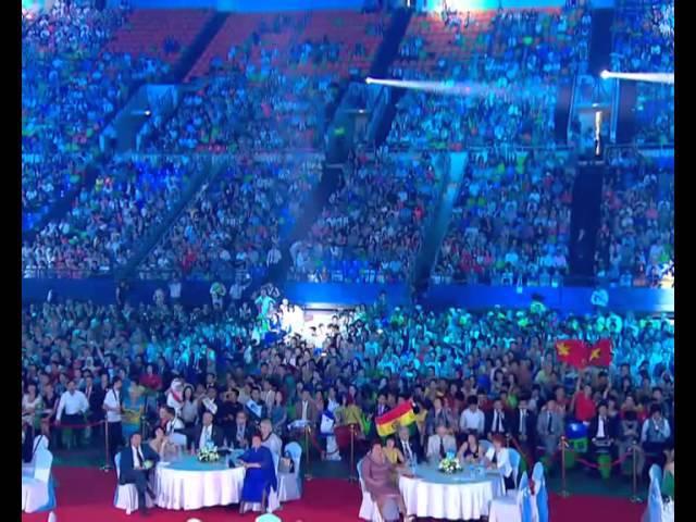 Торжественная конференция Тяньши, 9 августа 2014 Полная версия
