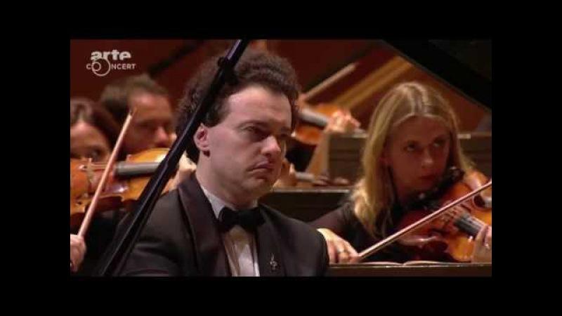 Evgeny Kissin plays Rachmaninoff's Piano Concert No. 2