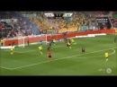 Daniel Agger goal for Brøndby IF against FC Midtjylland 25 05 15