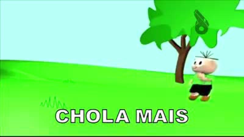 Chola Porcada
