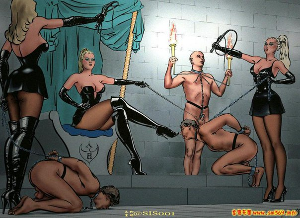 Lady Boss Punishing Her Employee In This Femdom Story