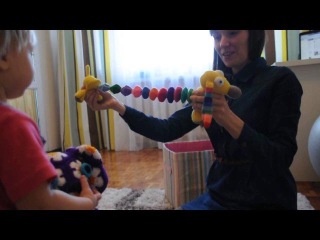 Вязаные игрушки Moomy Mommy