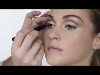 Dior 'Tie Dye' Summer Makeup Collection 2015 - Application Secrets