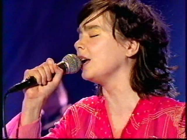 BJORK Bachelorette Joga NPA LIVE 1998