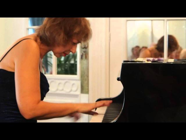Bach - WTC-I 02-Prelude and Fugue in C minor BWV 847 - Kuschnerova