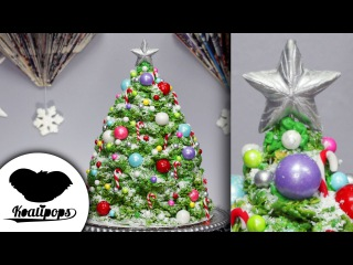 () Giant Cornflakes Christmas Tree   DIY & How To   Better Than Cake!