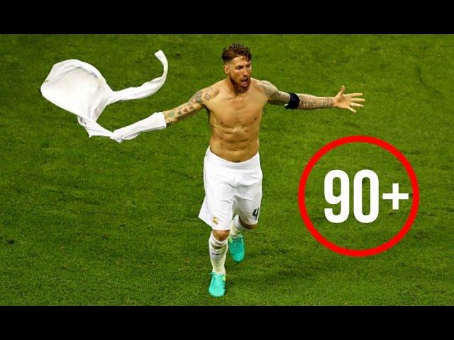 Sergio Ramos ● Crazy Defensive Heroic Goals 2016-2017
