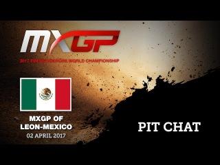 MXGP of Leon - Mexico 2017 Pit Chat with Vsevolod Brylyakov #Motocross