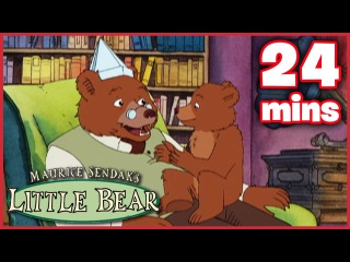 Kids' English | Little Bear | Mother Nature / Dance Steps / Who Am I? - Ep. 37