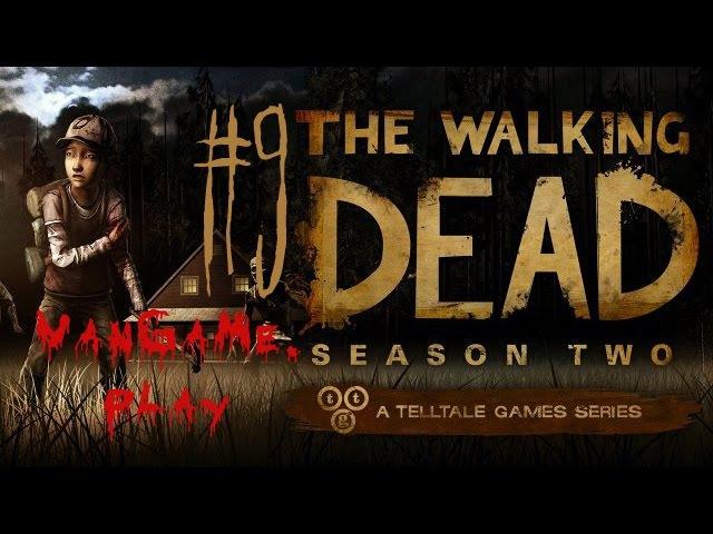 The Walking Dead Кенни ну ты расклеился мужик Глава4 ч 1 no comments
