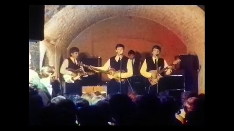 The Beatles Some Other Guy in Color 1080 Remastered 2016 live Cavern club 1962