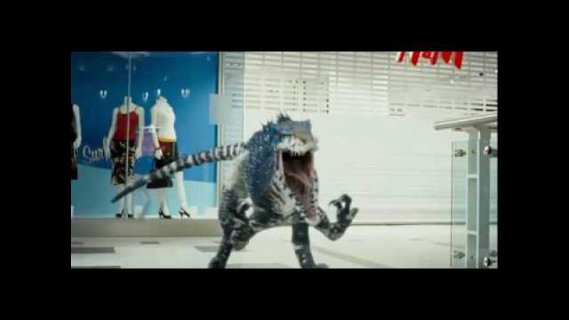 Skillet The Resistance Primeval Raptor and Theropod