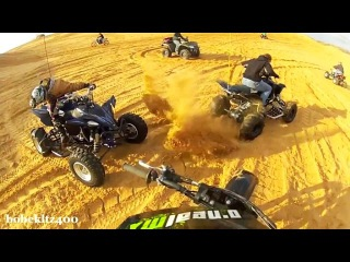 Worst quad crashes atv fails compilation #1