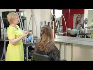 Видеоблог Виктории Литвиненко: причёска на выпускной