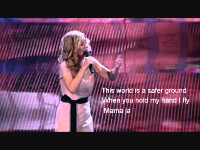 Lara Fabian Mama with lyrics