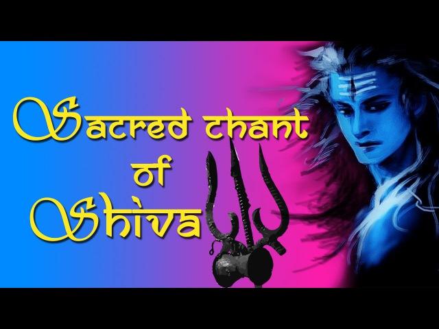 Sacred Chants of Shiva Mantra Mrityunjaya Stotram Shiv Tandav Stotram Rudrashtakam
