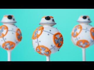 []  BB-8 CAKE POPS - NERDY NUMMIES - STAR WARS