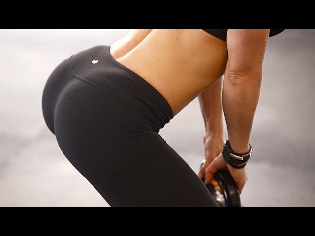 Perfect Butt Workout ZWOW 64 Breakdown