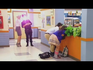 Every Witch Way - 3x07 Agamemnon and Desdemona trying take Emma's powers (Russian/Русский)