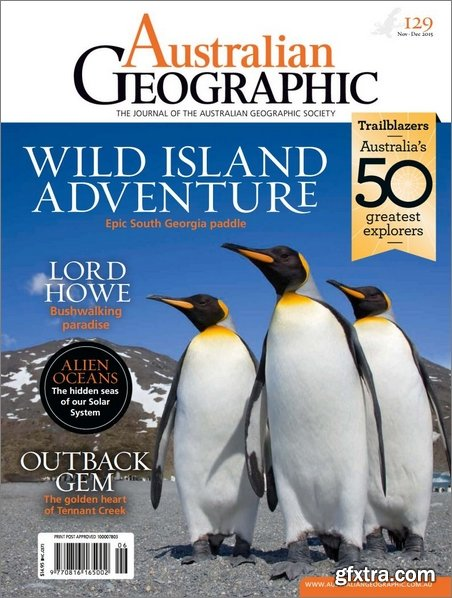 Australian Geographic - December 2015  AU