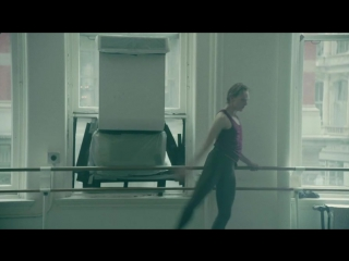 The international ballet sensation shows off some bold new moves