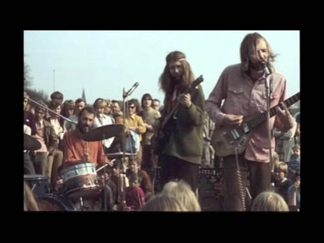 Träd Gräs Stenar Sommarlåten live 1972