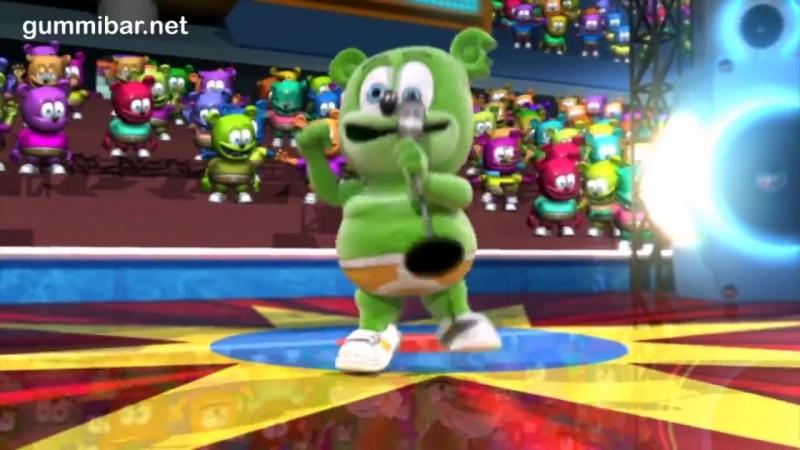Gummibär A Jugar World Cup Soccer Football Song Chilean Spanish Gummy Bear Osito Gominola