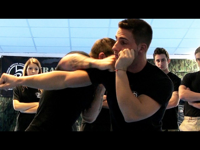 KRAV MAGA TRAINING End a fight in 3 seconds!