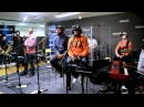 Ski Beatz performs Did It For The Green and Thank God live on SwayInTheMorning