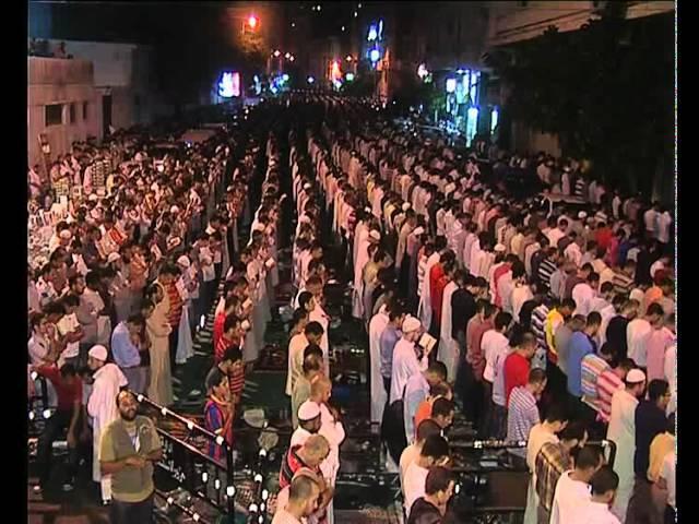 27 Рамадан 1431 Хатим Фарид Таравих Египед Александрия полная