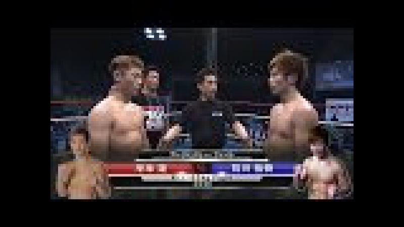 プレリミナリー・ファイト(4)/K-1 -65kg Fight 平本蓮 vs 石川祐樹/Hiramoto Ren vs Ishikawa Yuki