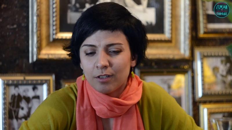 Alla Turovskaya/Interview 2015