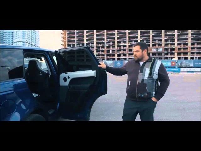 Давидыч. Жахаться в Land Rover Sport