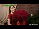 Букет «101 роза Гран При 50 см»