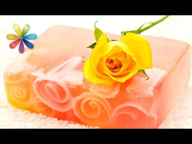 Ваша кожа будет нежной и гладкой благодаря самодельному мылу Все буде добре Выпуск 705от16 11 15