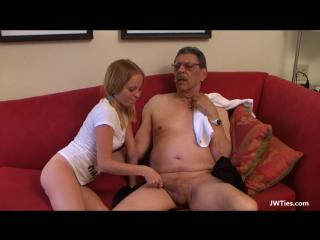 Alyssa Hart [HD 720, all sex, INCEST, Father-Daughter, TEEN]