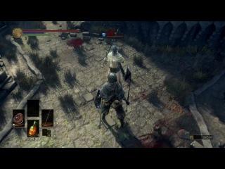 Новый геймплей показывает PVP механику в Dark Souls 3