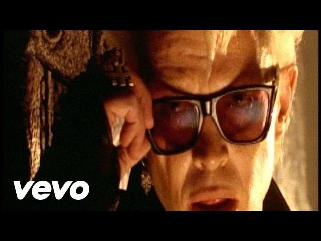 Billy Idol - L.A. Woman (Official Music Video)