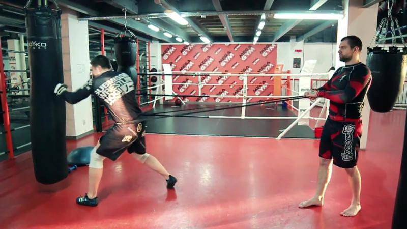 Dmitriy Melenevskiy Anton Grabovskiy MMA Crossfit School
