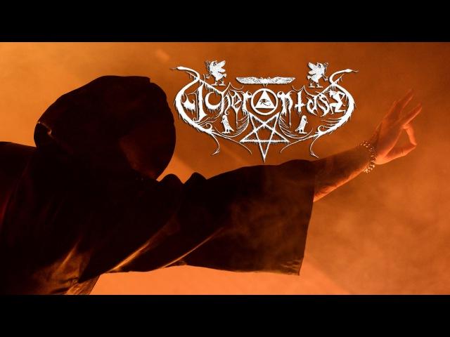 Acherontas Legacy of Tiamat Live Lyon 17 01 2015
