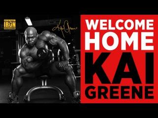 BREAKING: Kai Greene Partners With Generation Iron
