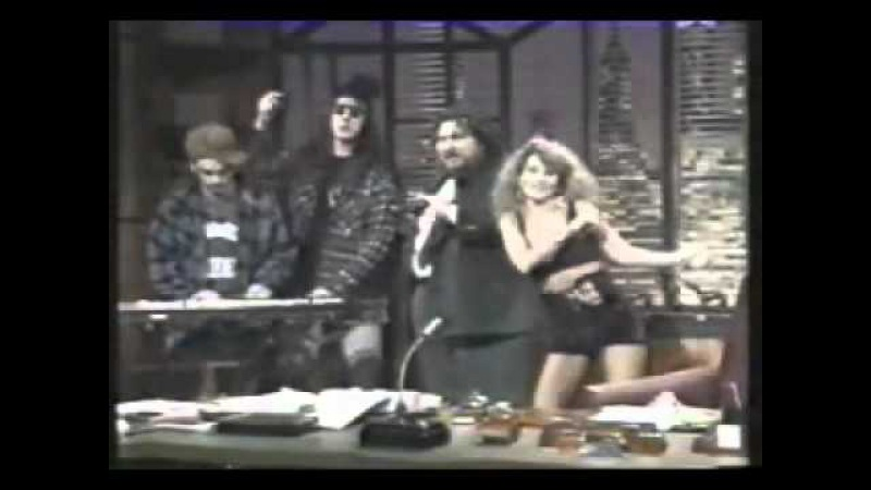 Lory D Leo Anibaldi on TV circa 1992