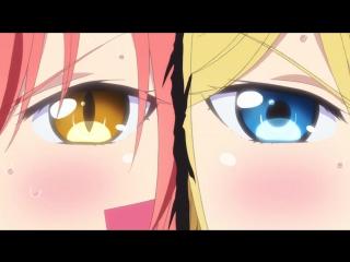 5 серия 1 сезон Повседневная жизнь с девушкой монстром Monster Musume no Iru Nichijou | Genki! - аниме