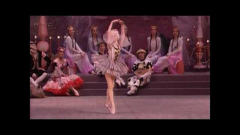 Tchaikowsky Nutcracker Ballet Dance of the Mirlitons Kirov Ballet