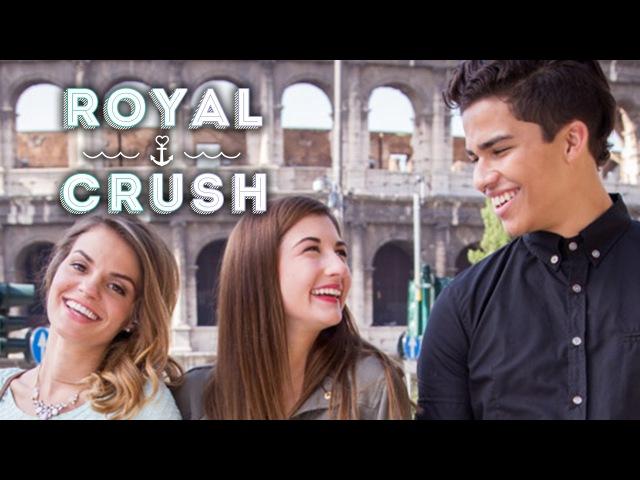 Royal Crush Official Trailer w MayBaby Carrie Rad Alex Aiono JoshSobo