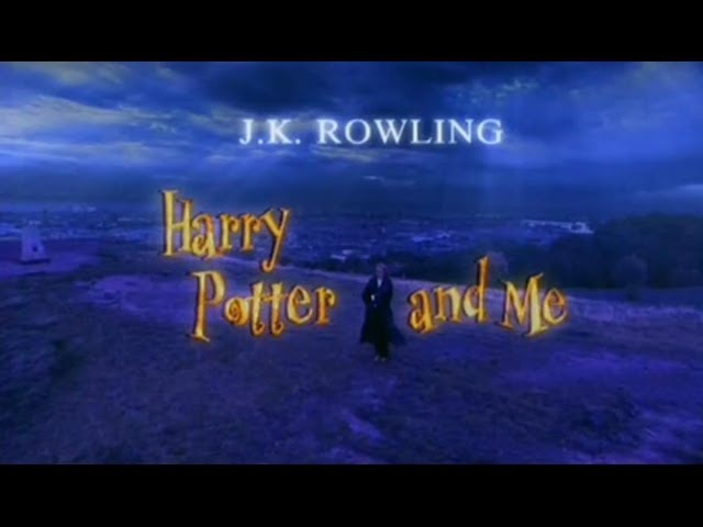 J. K. Rowling - Harry Potter and Me (BBC, 2001)
