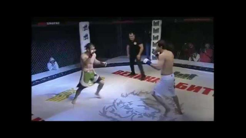 Sayd-Hamzat Avkhadov vs. Sirozhiddin Eshanbaev