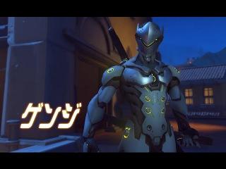 Overwatch Japanese voice Trailer 2